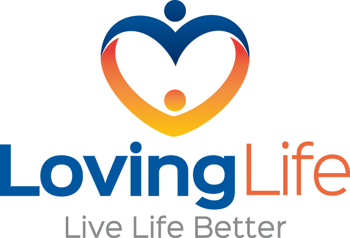 loving life logo