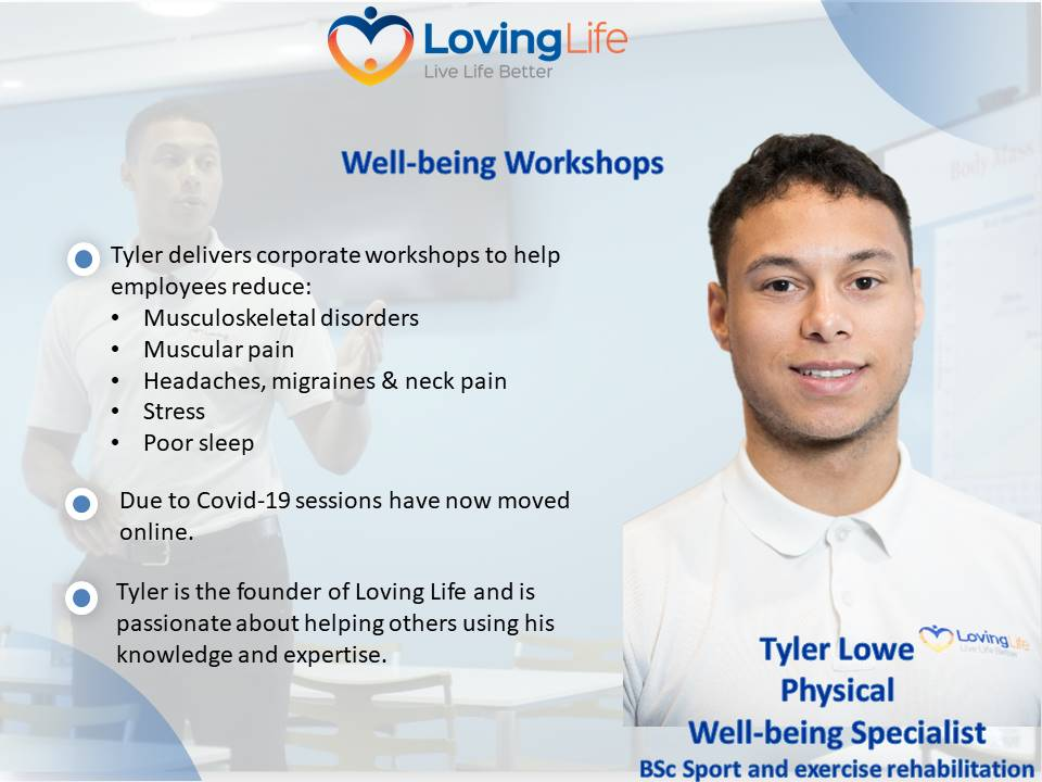 well-being workshops