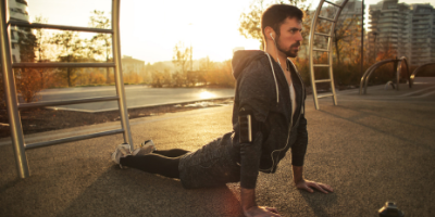 Yoga to improve golf swing