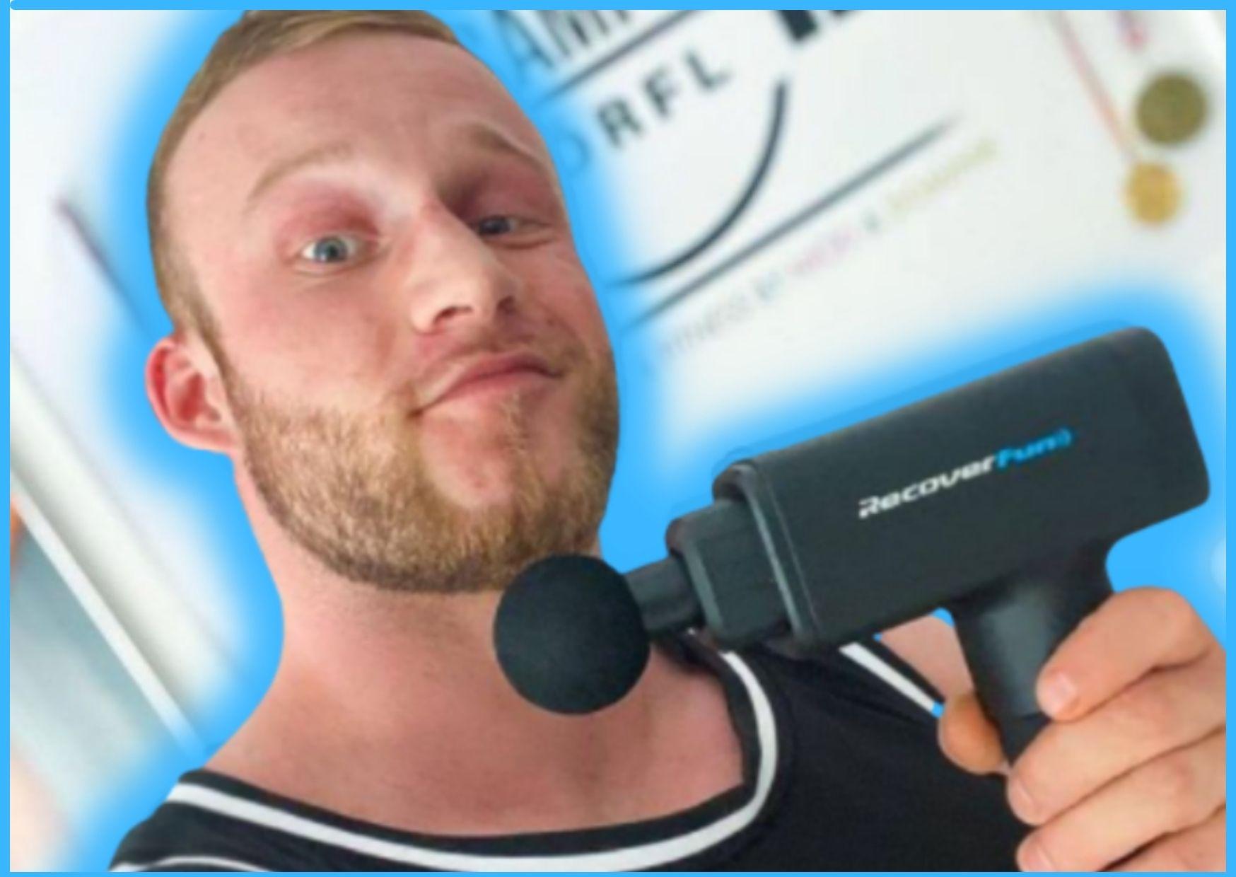 recoverfun massage gun
