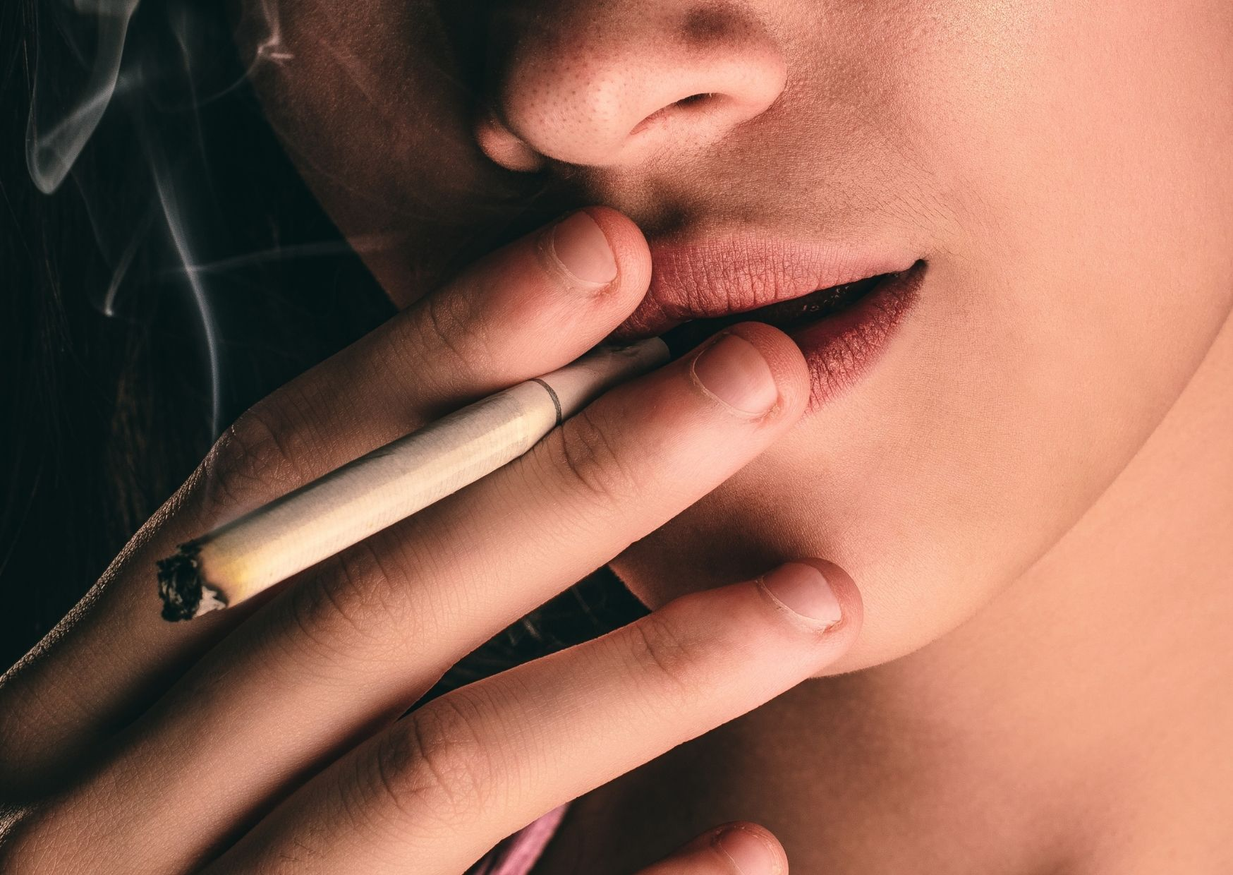Smoking reduces physical wellbeing